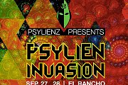 PSYLIEN INVASION