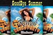 Good Bye Summer @ Rimal