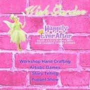 Thursday Enchanted Fairy Tea Party @ Talent Square Wish Garden
