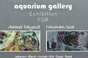 Opening of The Aquarium Gallery