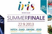 SUMMER FINALE with WHITE at Iris Beach Club