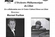 Lebanese Philharmonic Orchestra (LPO) Concert with Harout Fazlian