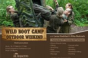 Wild Boot Camp Outdoor Weekend at El Rancho