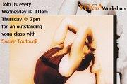 Astonishing Yoga Class with Samer Toutounji