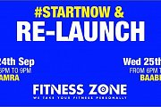 Group Classes Relaunch at Fitness Zone