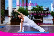 Free Yoga Class with Samantha Howick @ Edde Sands