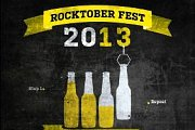 ROCKTOBER FEST 2013!
