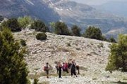 Akoura Easy Level hike with Blue Carrot Adventure