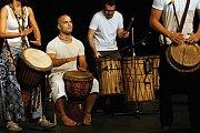Concert de percussions africaines: JEBEBARA