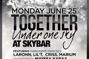 Together Under One Sky at SKYBAR with ANTA AKHI