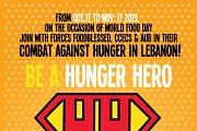 Lebanese Hunger Heroes Unite
