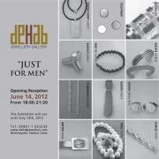 """Just For Men"" at Dehab Gallery"