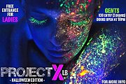 Project X LB - Halloween Edition