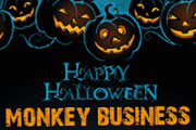 Monkey Business - Halloween Party!