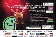 LEBANON'S 1ST ZUMBATHON® CHARITY EVENT - Hosted by Ruba Moussa