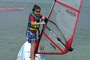 Paradise Windsurfing Kids Camp