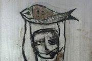 "Semaan Khawam ""Ink, metal, charcoal & coffee"""
