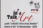 """Let's talk Art"" with DAVID Fine Arts Atelier"
