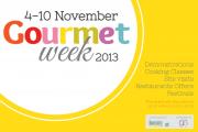 Gourmet week 2013