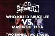 Red Bull SoundClash Lebanon 2013 - Mashrou' Leila vs. Who Killed Bruce Lee