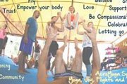 AcroYoga Classes in Beirut in November