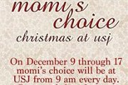Momi's Choice Christmas Event at USJ