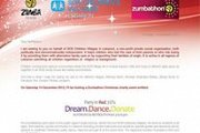 ZUMBATHON® CHRISTMAS CHARITY EVENT FOR SOS CHILDREN VILLAGES IN LEBANON