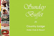 Sunday Buffet at Country Lodge