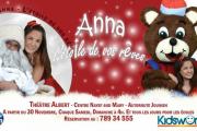 """"""" Anna L'Etoile de vos Reves"""" Theatre pour Enfants"""