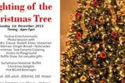 Lighting of the Christmas Tree @ Talent Square Edutainment Studio