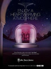 Live Entertainment at La Cave - Mir Amin Palace Every Saturday