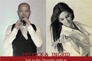 LIVE THURSDAYS with Ingrid Naccour and Patrick Khalil