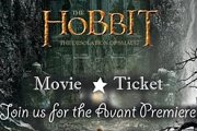The Hobbit : Desolation of Smaug - Avant Premiere with Rotaract Aley