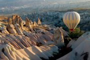Discovering Cappadocia By Boat with Baldati