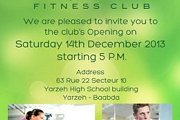 SnooHills Fitness Club opening