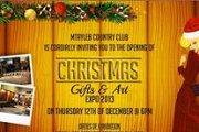 The Christmas Gift & Art Expo 2013