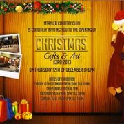 The Christmas Gift & Art Expo 2013