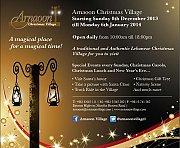 Arnaoon Christmas Village