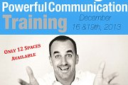 "Networking & Powerful Communication Training: ""Access to Advancement"" with Chris Littlefield"