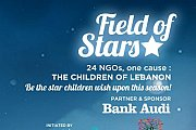 Field of Stars - 24 Lebanese NGOs, one cause : The Children of Lebanon.