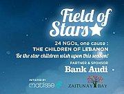 Field of Stars - 24 Lebanese NGOs, one cause : The Children of Lebanon.