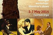 Beirut International Tango Festival 2014 - BITF