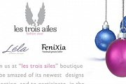 "Christmas Apero at ""les trois ailes"""