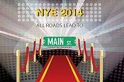 NYE 2014 at Main Street