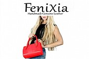 Fenixia Bags at Christmas Designer Week - AFKART