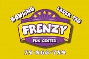 ALEXA Bowling & Laser Tag Special @ Frenzy