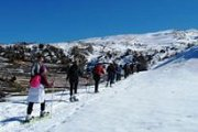 Snowshoeing Premiere, Laklouk! WIth Byblos & Beyond