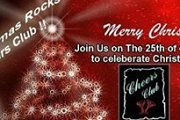 Christmas Rocks @ Cheers With October band