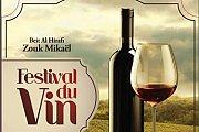Festival du Vin / Wine Festival 2013 at Zouk Mikael