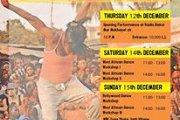 Mandeng Dance with Joti Singh & Jebebara Unity Drum